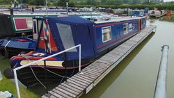 Owl - 2004 50ft, 2 berth, Trad Stern, with a Gardner 2LW Engine