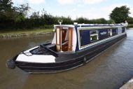 "44'6"" Cruiser stern 1996 Peter Nicholls"