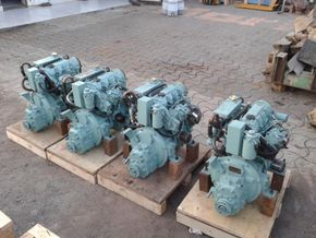 diahatsu lifeboat engine
