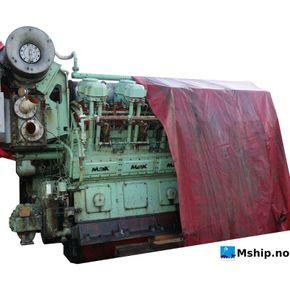 MaK 12 M 453 AK spare parts