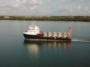 40m DP1 Supply Vessel with Bow Thruster