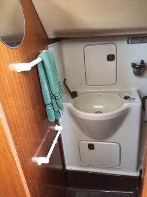Sink in separate heats