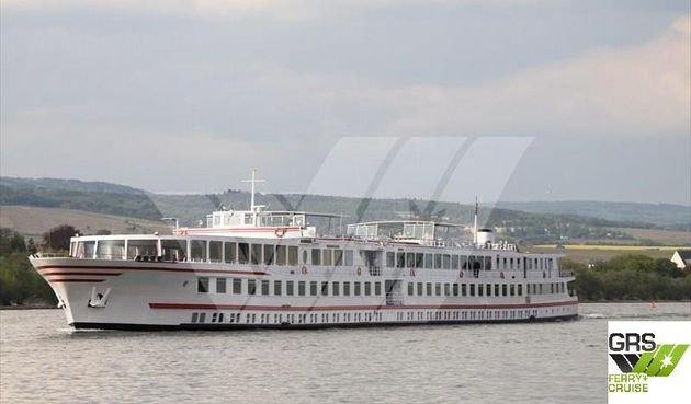 110m / 184 pax Cruise Ship for Sale / #1092674