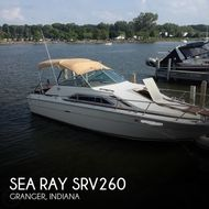 1980 Sea Ray SRV260