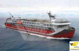 2 SISTERS AVAILABLE FOR PROMPT ARCTIC CRUISE VSL CONVERSION - 74m Cruise Ship for Sale / #386F