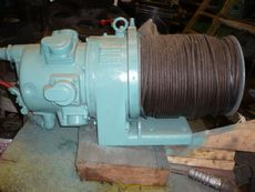 Air Winch 15,000 lb capacity