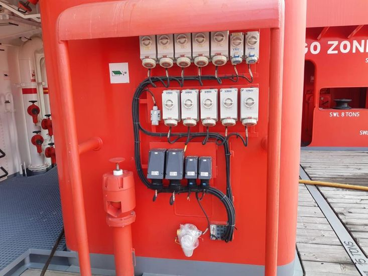 80mtr PSV Diesel /Electric DP2