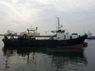 32m Steel Stern Freezer Trawler