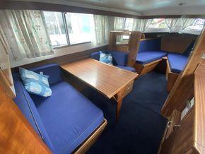 Cabin from doorway