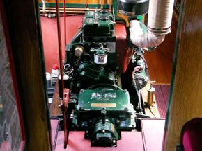Lister Gearbox