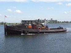Tug with Push BAr, 320 hP MWM