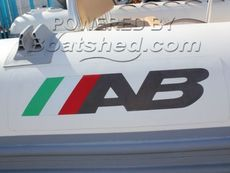 2016 AB Inflatables Oceanus 24 VST