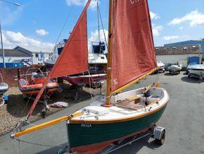 Character Boats Coastal Whammel Weekender - Running Rigging