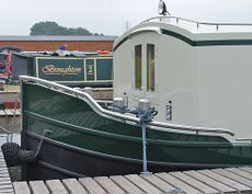60ft x 12ft Kingsley Barge
