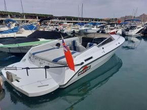 Sunseeker Mustang Extended transom - Main Photo