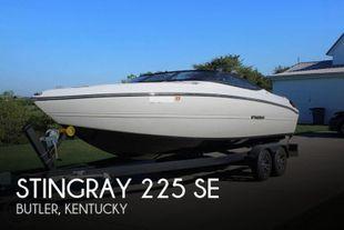 2021 Stingray 225 SE