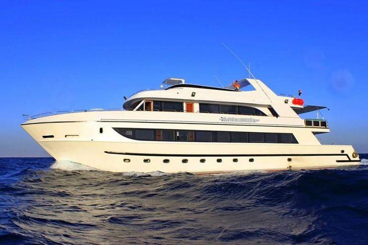 2016 build dive boat