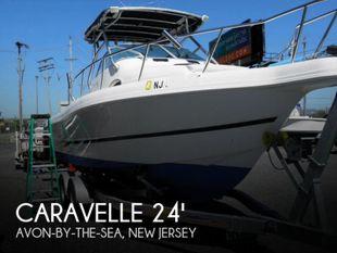 2003 Caravelle Sea Hawk 230