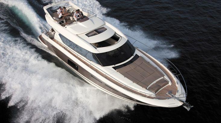 Jeanneau Prestige 620 S
