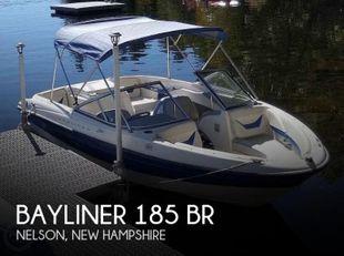 2006 Bayliner 185 BR