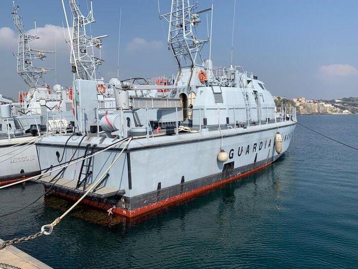 27m Fast Patrol Boat Corrubia II Class