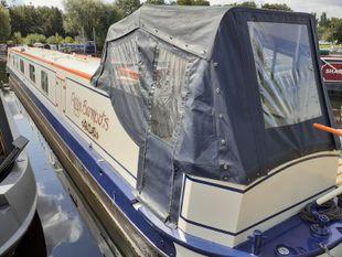 Piggin Barmpots 70ft Cruiser Stern built 2012 by MCC £109,995