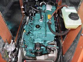 Bavaria 51 Cruiser  - Engine