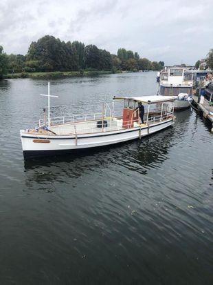 Dunkirk Little Ship Passenger Vessel