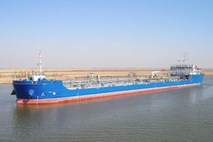 [TNK197] Ice-classed Oil-Chemical Sea-River tanker
