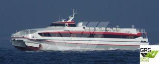 40m / 286 pax Passenger Ship for Sale / #1062653