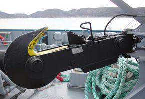 32 ton towing hook