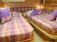 Viking Viki 465 Fly VIP Cabin