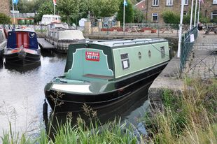 GREAT VALUE 30ft Narrowboat