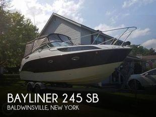 2009 Bayliner 245 SB