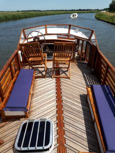 39ft Classic Motor Boat - Lady Christina