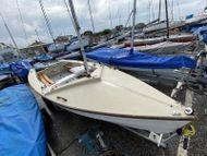 Wayfarer MKII 9058 New mast & Sails