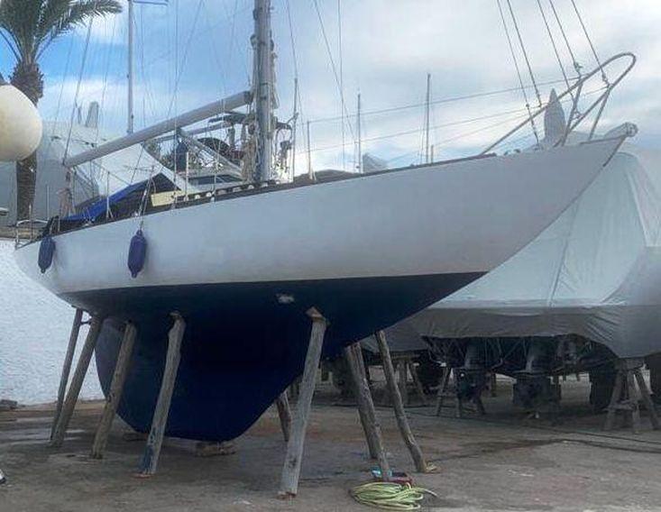 37ft MAICA CLASS 111 OCEAN RACER