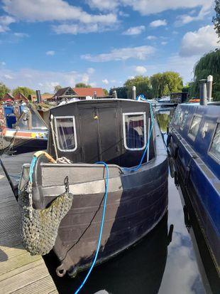 Project narrowboat