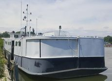 71' x 18.5' x 6' Steel Commercial Fishing Vessel
