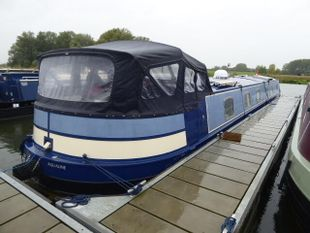 The Boat House 68ft x 12ft Aqualine Canterbury Explorer 2017