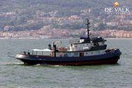1964 Tugboat