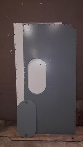 Aft & Engine compartment covers