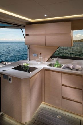 Manufacturer Provided Image: Greenline 39 Galley