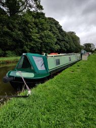 60FT Trad stern narrowboat
