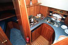 Sheerline 1050 Aft Cabin Galley