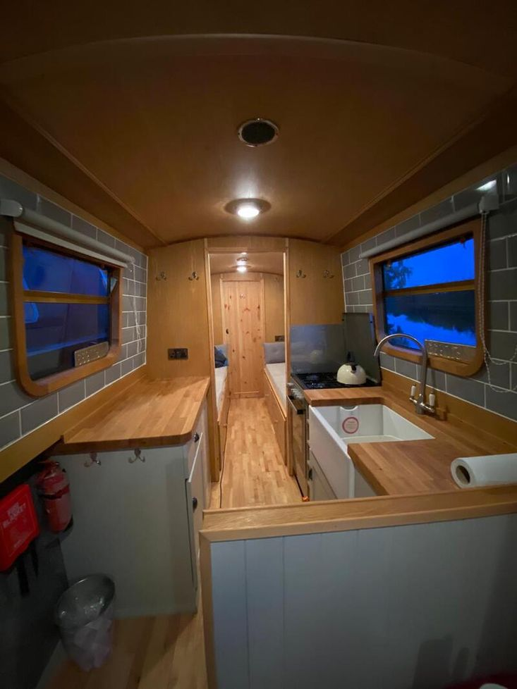 2010 45' Liverpool Trad Narrowboat (Complete Refit 2020)