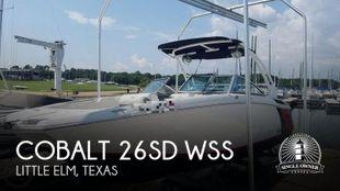 2014 Cobalt 26SD WSS