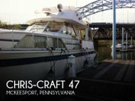 1975 Chris-Craft 47 Commander