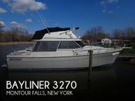 1983 Bayliner 3270 Explorer