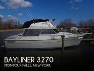 1983 Bayliner 3270 Explorer